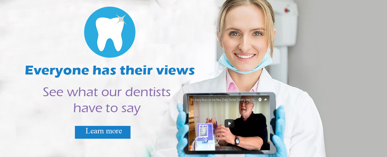 What our Dentists Have to Say About Us